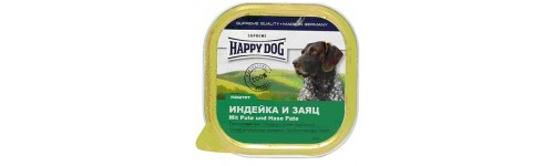 - Паштеты HAPPY DOG