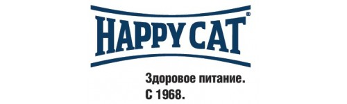* Сухие корма для кошек Happy Cat