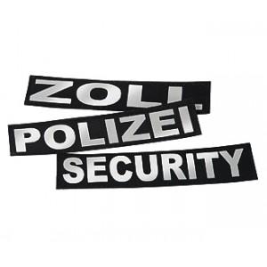 """Нашивка """"POLIZEI"""" Klin-Kassel"""