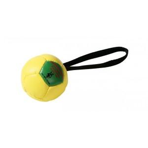 Кожаный мяч для собак Klin Kassel, 9см