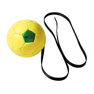Кожаный мяч на шнурке Klin Kassel, 18см