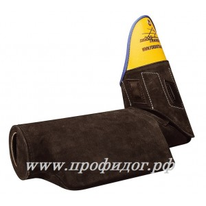 Стандартный кожаный рукав ForDogTrainers