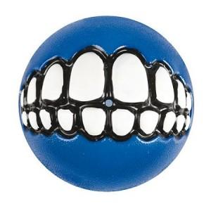Мячик для собаки Rogz Grinz-Ball, 6,5 см