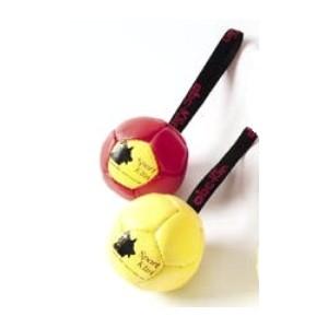 Мяч кожаный ABC Sport KLin, 9 см