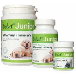 Витаминно-минеральный комплекс для щенков ДОЛЬВИТ ЮНИОР