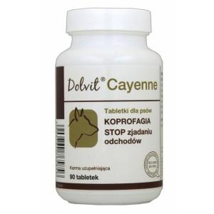 Против поедания фекалий собаками Dolvit Cayenne
