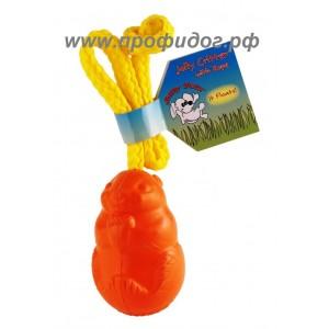 Резиновая игрушка для собак JOLLY PET Jolly Critter