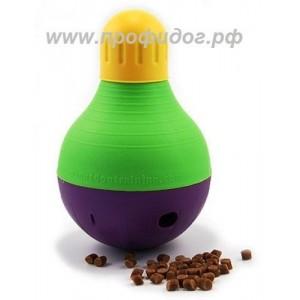 Интерактивная игрушка для собак Bob-a-Lot Starmark