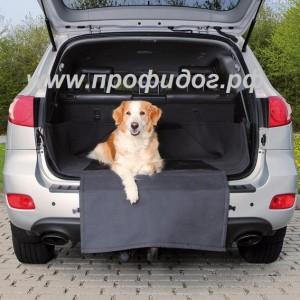 Автогамак для перевозки собак в багажник автомобиля