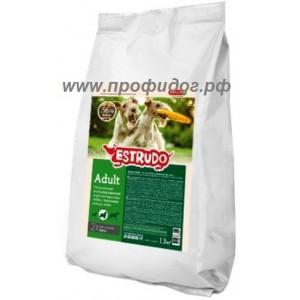 Porcelan Estrudo Adult для взрослых собак средних пород