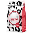 Повседневный корм SAFARI для взрослых активных кошек